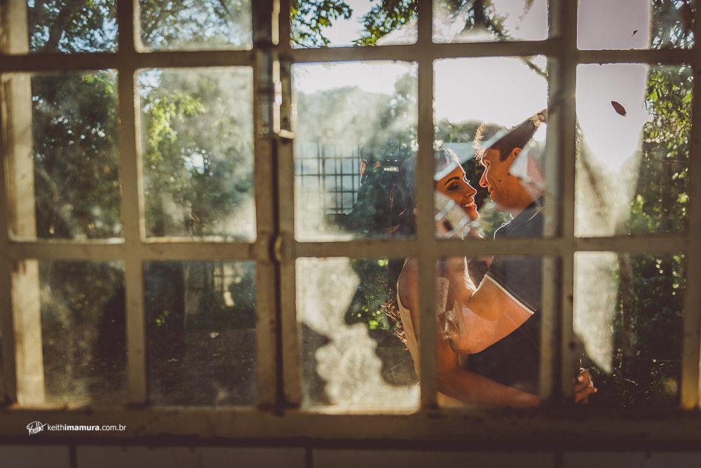 Reflexos janela