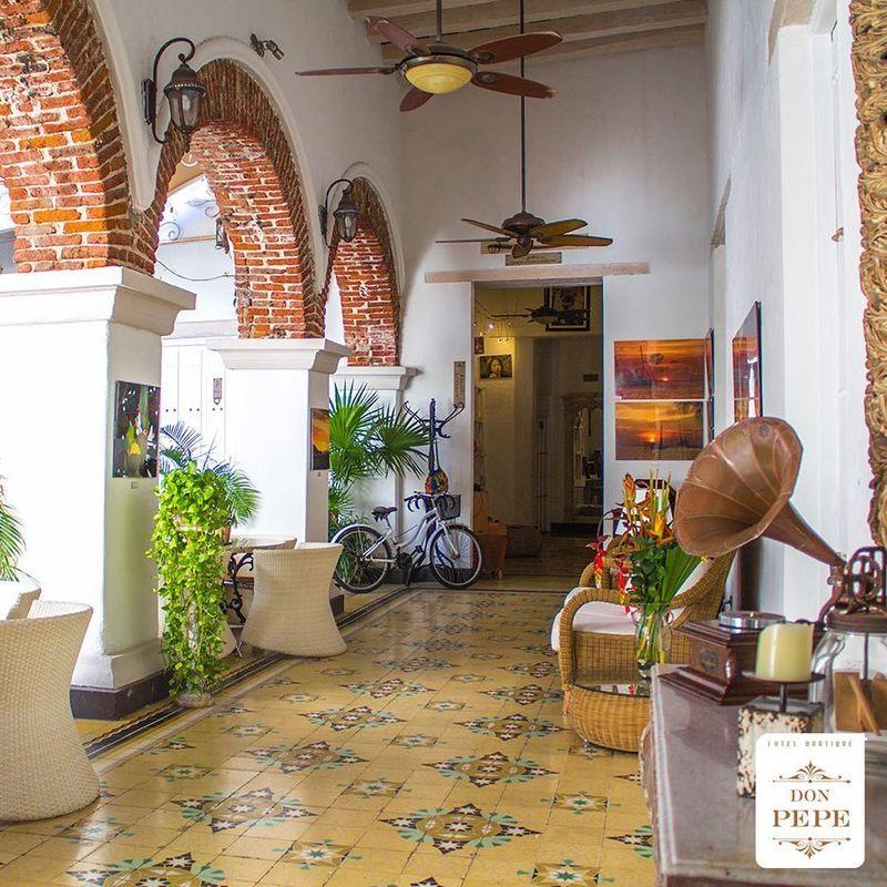 Hotel Boutique Don Pepe - SPA