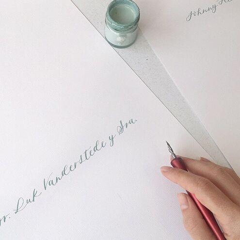 Angelina Alonso- Arte y diseño en invitaciones