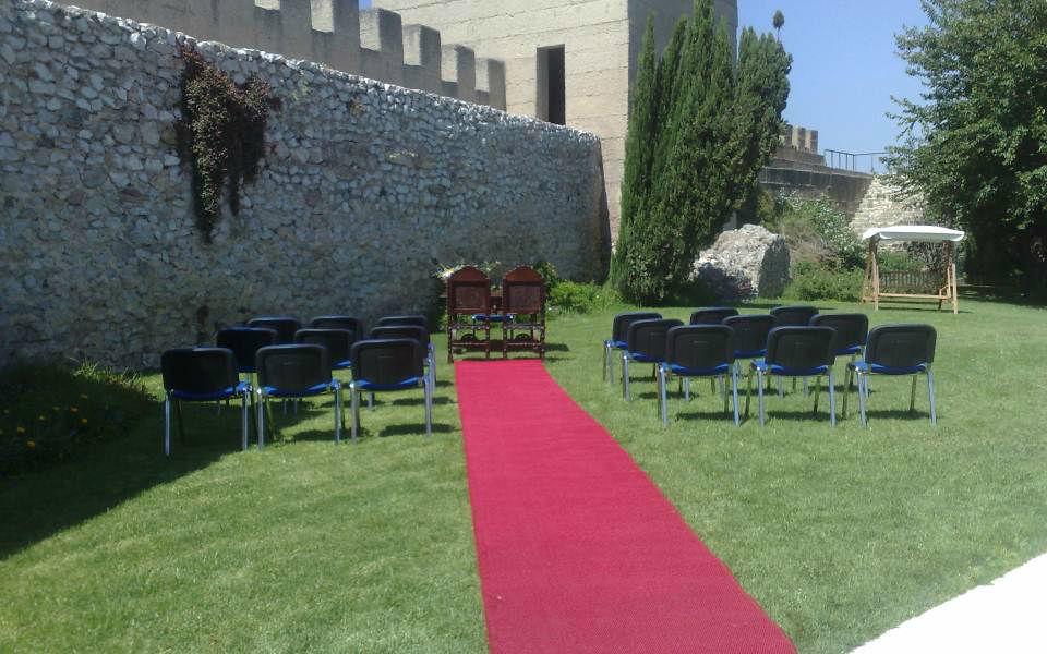 Exterior cerimónia