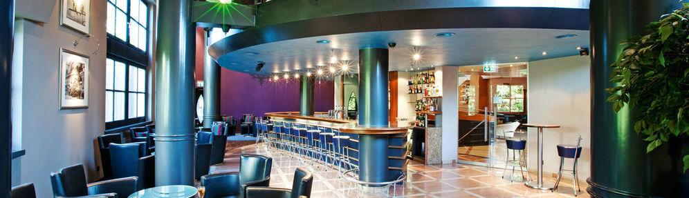 Beispiel: Lounge und Bar, Foto: Mövenpick Hotel Zürich-Regensdorf.