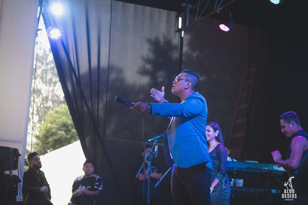 Aldo Dedios y Orquesta