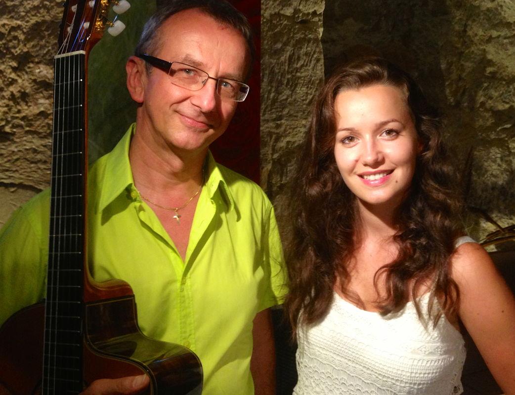 Acoustic Live Duo - Hochzeitssängerin & Gitarrist