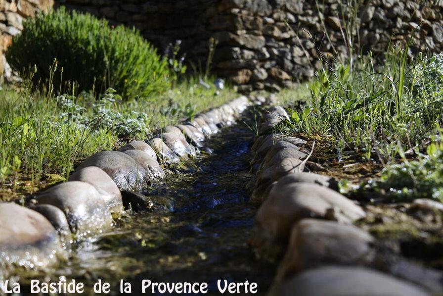 La Bastide de la Provence verte