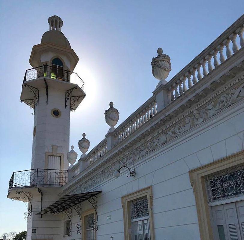 El Minaret Paseo Montejo