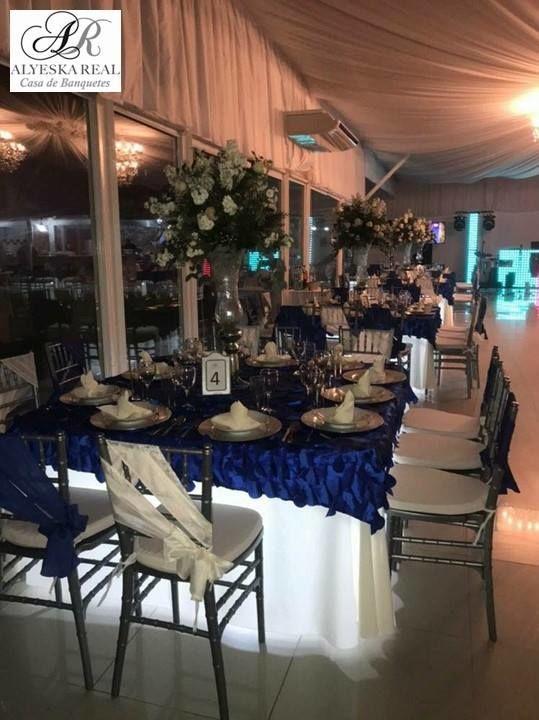 Casa de Banquetes Alyeska Real