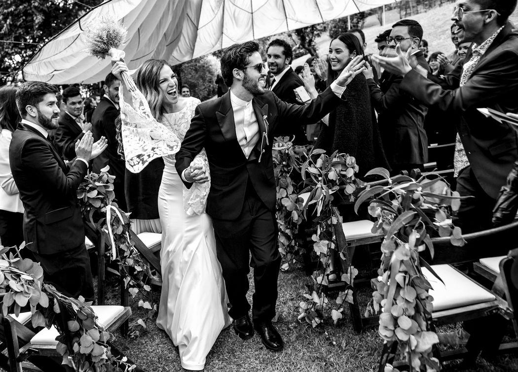 Claudia Gómez Matrimonios y Eventos. Bogota Fotos: Christian Cardona