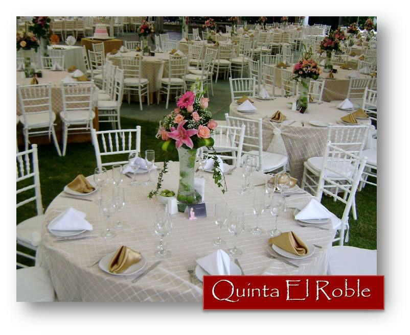 Quinta el Roble en Guanajuato.