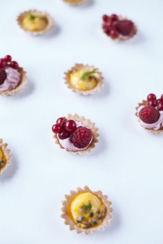 Bouchées  fruitées - Dans votre petite cuisine