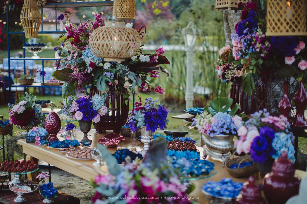 Samantha Maia | Decoração e Design Floral