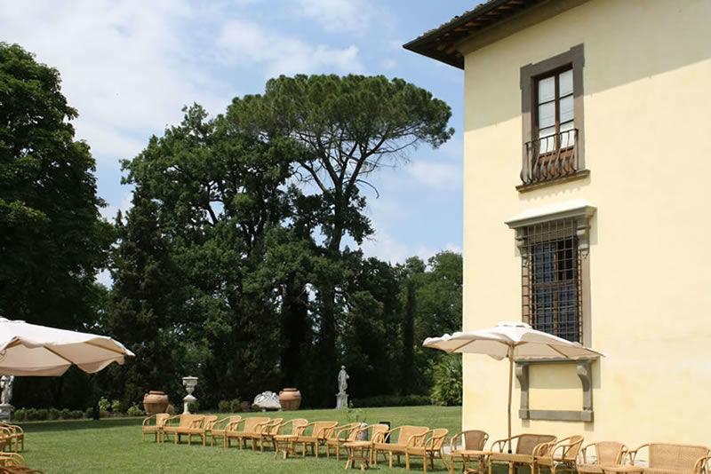 Villa di Cambiano