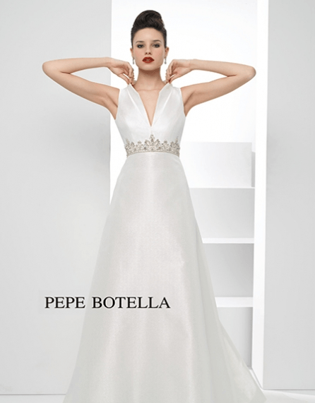 Vestido de Pepe Botella