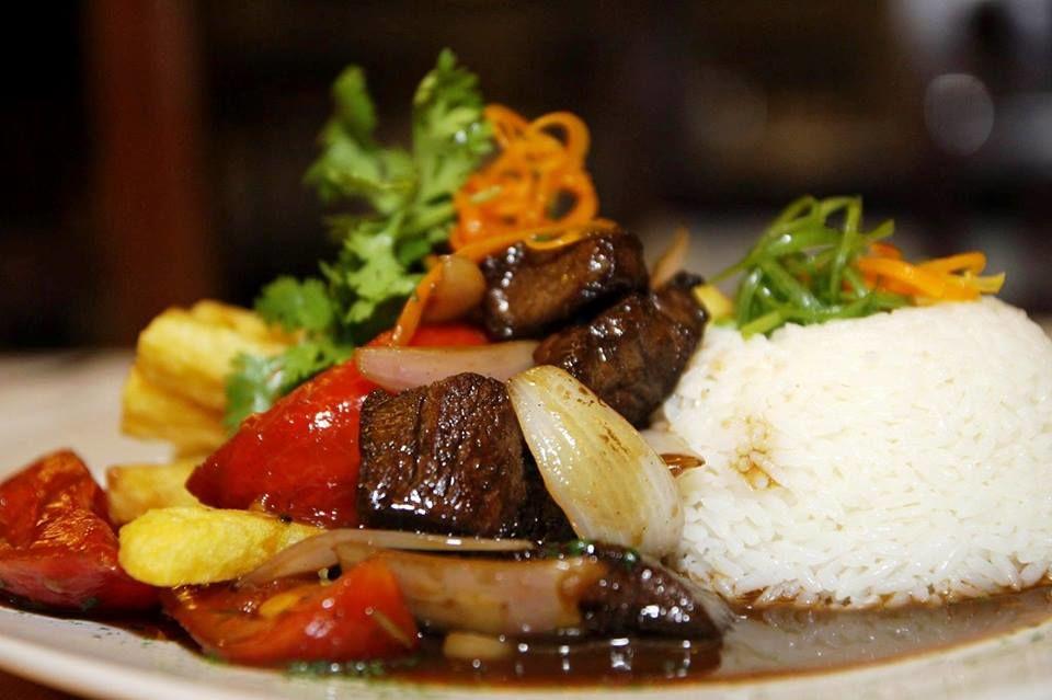 El Sabrosito Cocina Peruana