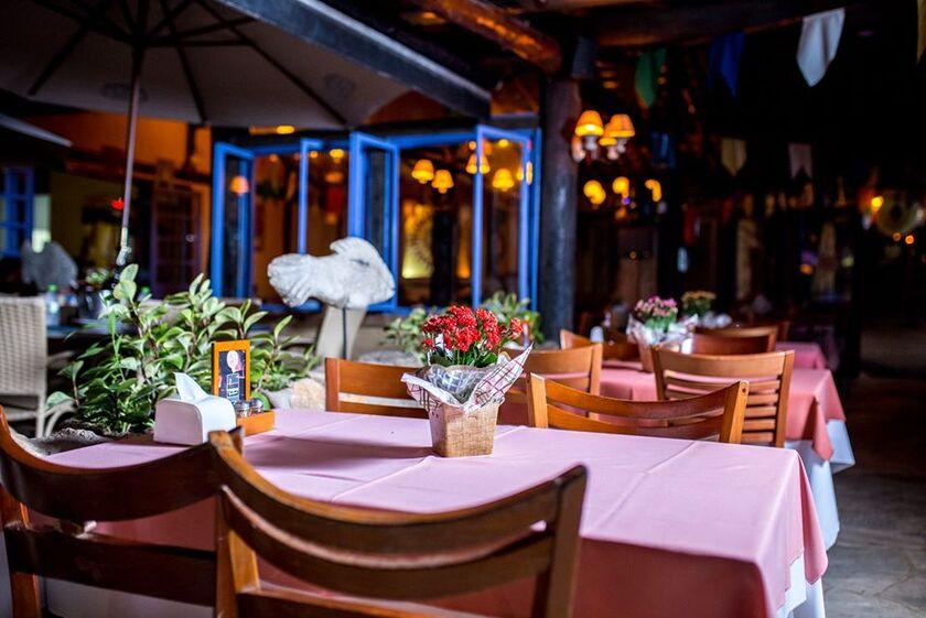 Vila Paraíso Restaurante