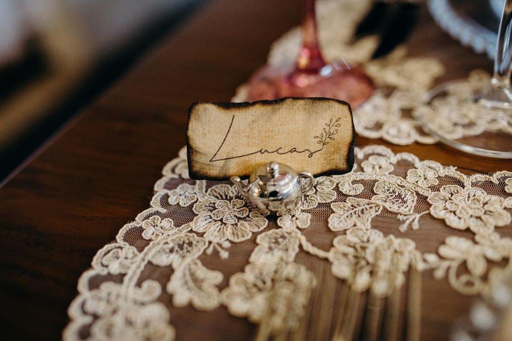 Sara Castro - Decoração Mini Wedding