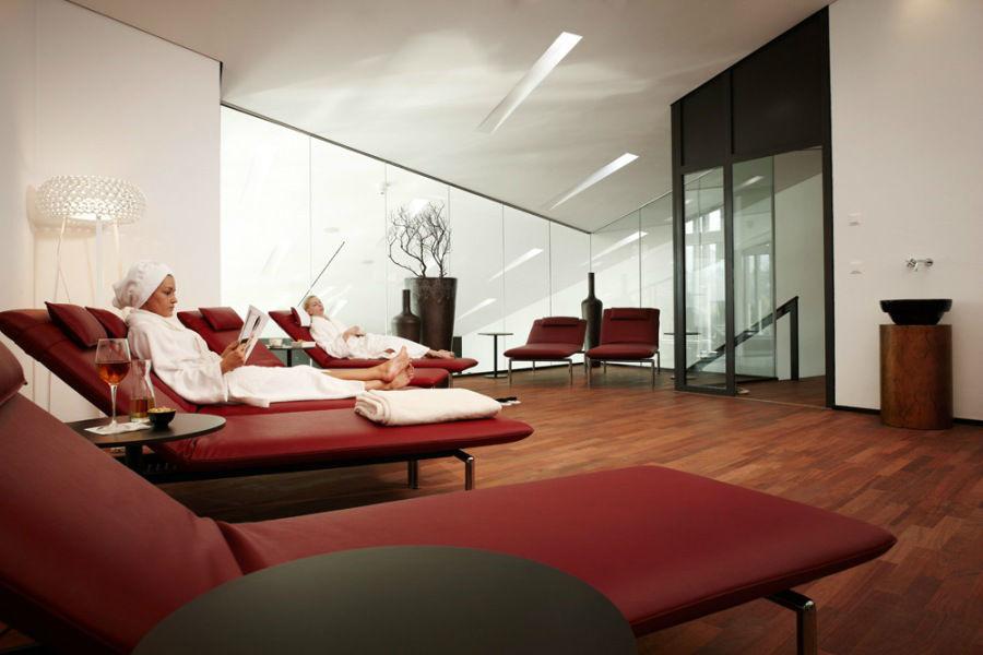 Beispiel: Wellness, Foto: Hotel Belvoir.