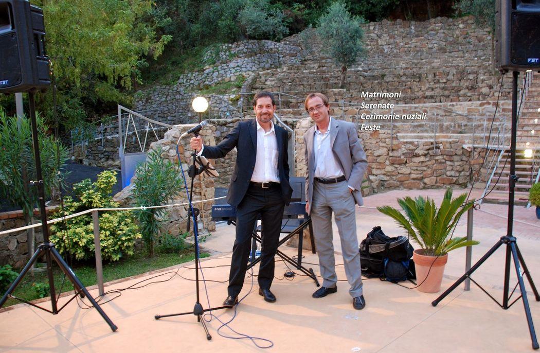 Marco e Gabriele: Intrattenimento musicale matrimonio