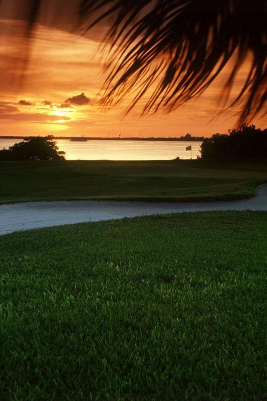 Club de golf Pok ta pok espacio para que celebres tu boda ubicado en Cancún
