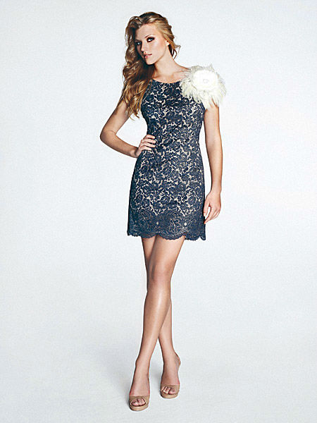 Beispiel: Bestechen Sie mit stilvollen Kleidern, Foto: Liluca Bern Festkleider.