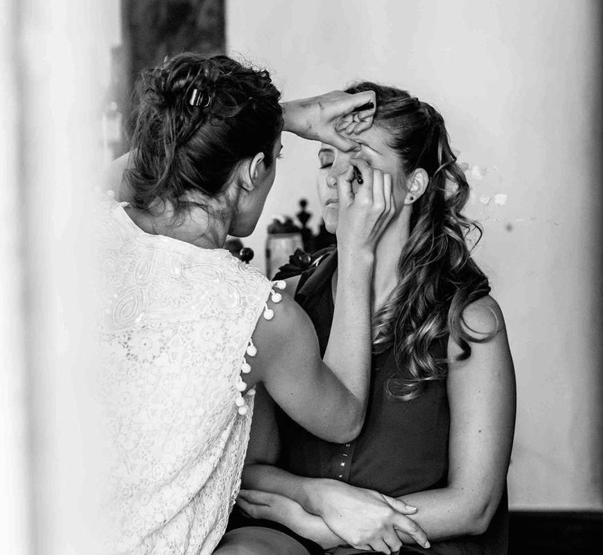 Franca Hair & Makeup.