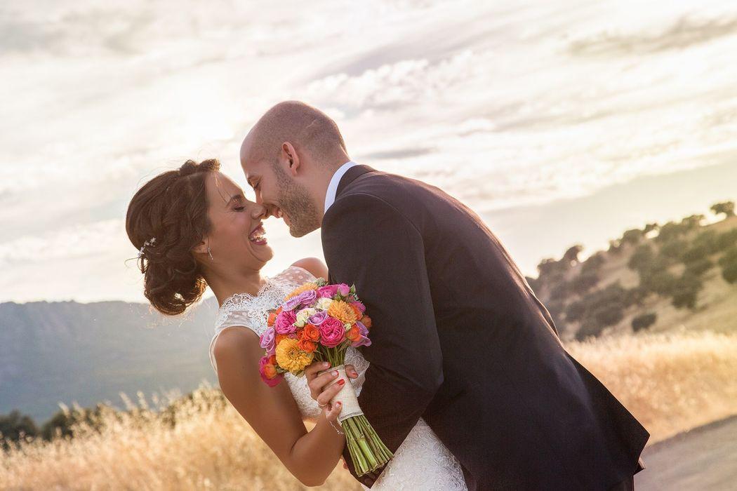 Reportaje de bodas en Chillón