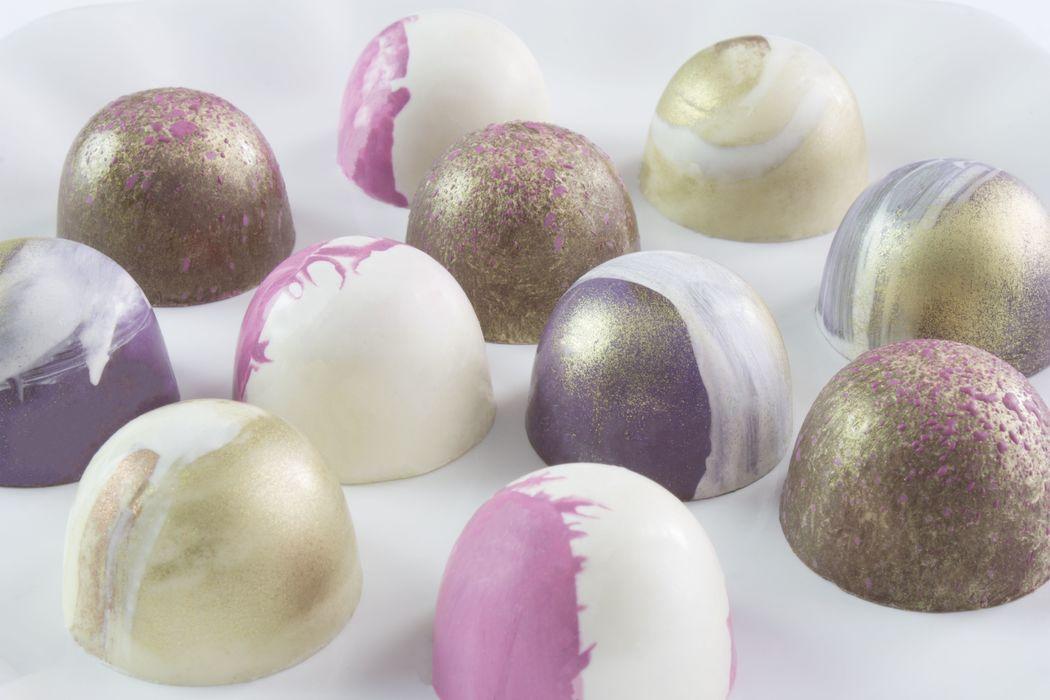 No Vienna o chocolate é uma tela em branco!