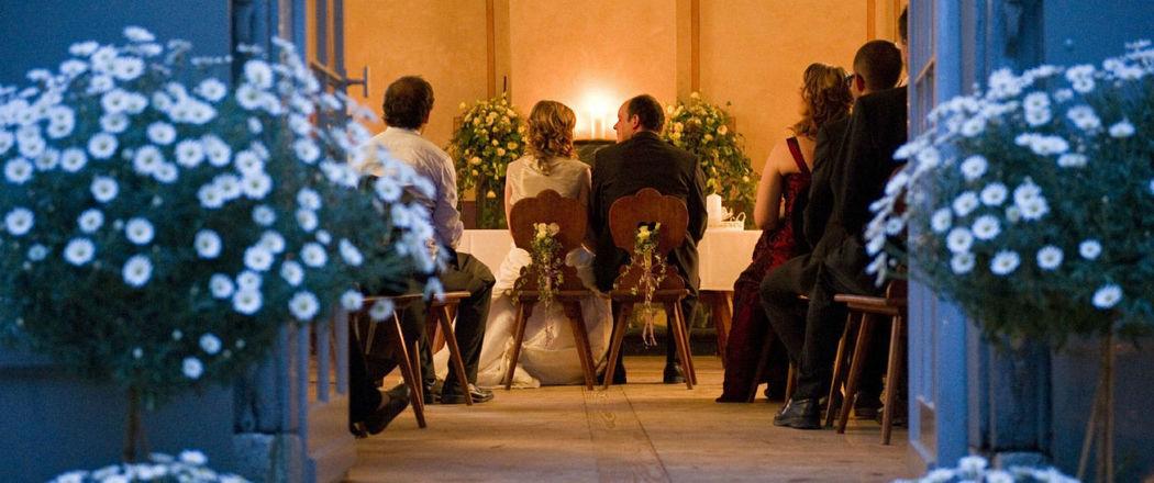 Beispiel: Trauungszeremonie, Foto: Hochzeitspfarrer.