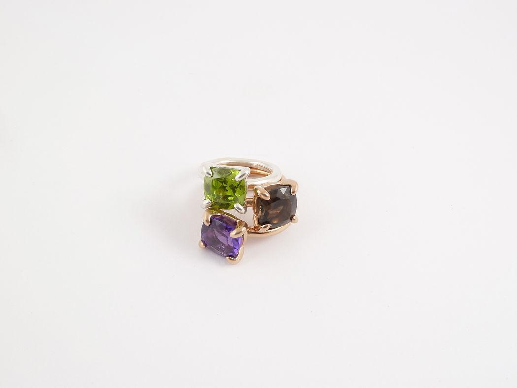 Victoria de la Calva Personal Jewels - Madrid