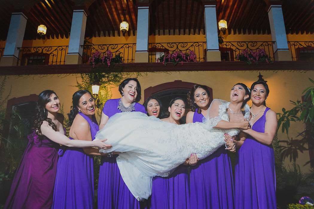 Wedding day - Puebla