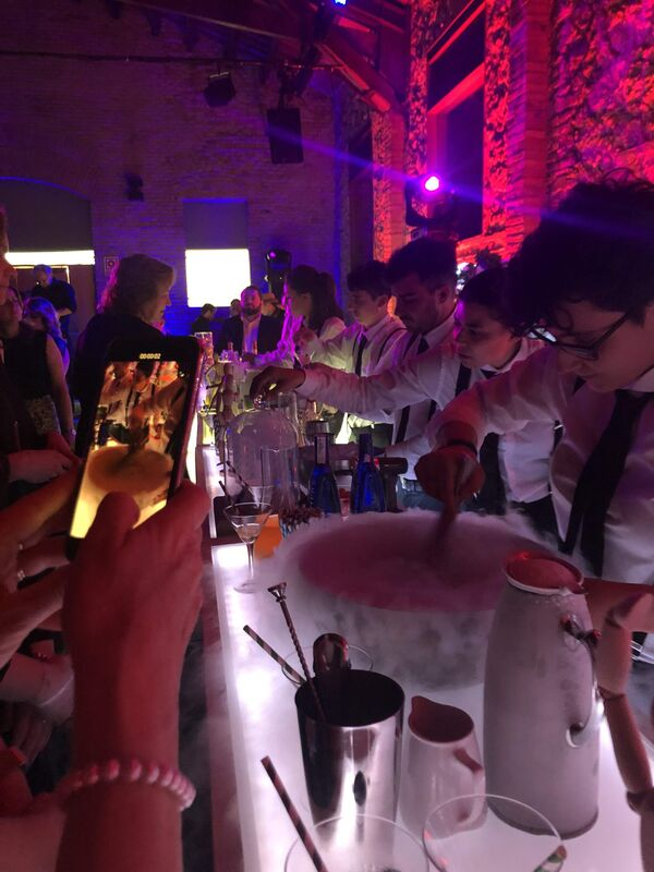 Fizz Bartenders