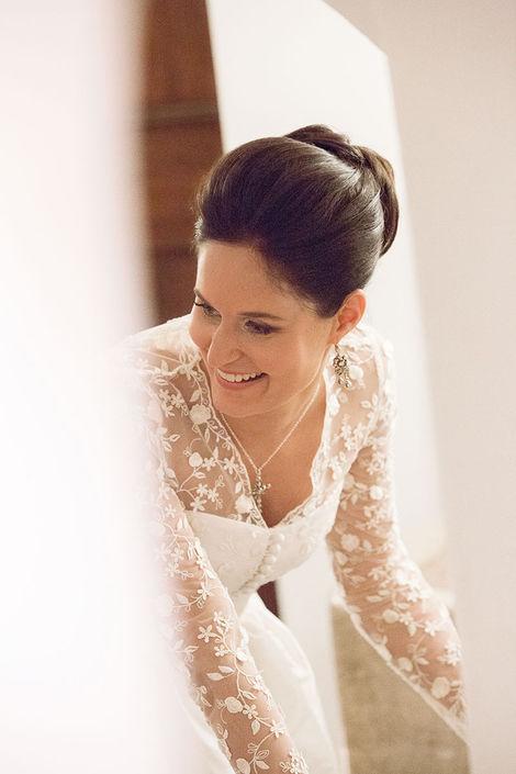 Beispiel: Exklusive Brautmode, Foto: Susanne Spatt Salzburg.