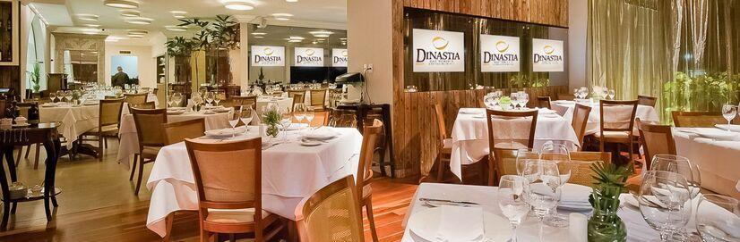 Dinastia Gastronomia Internacional & Eventos
