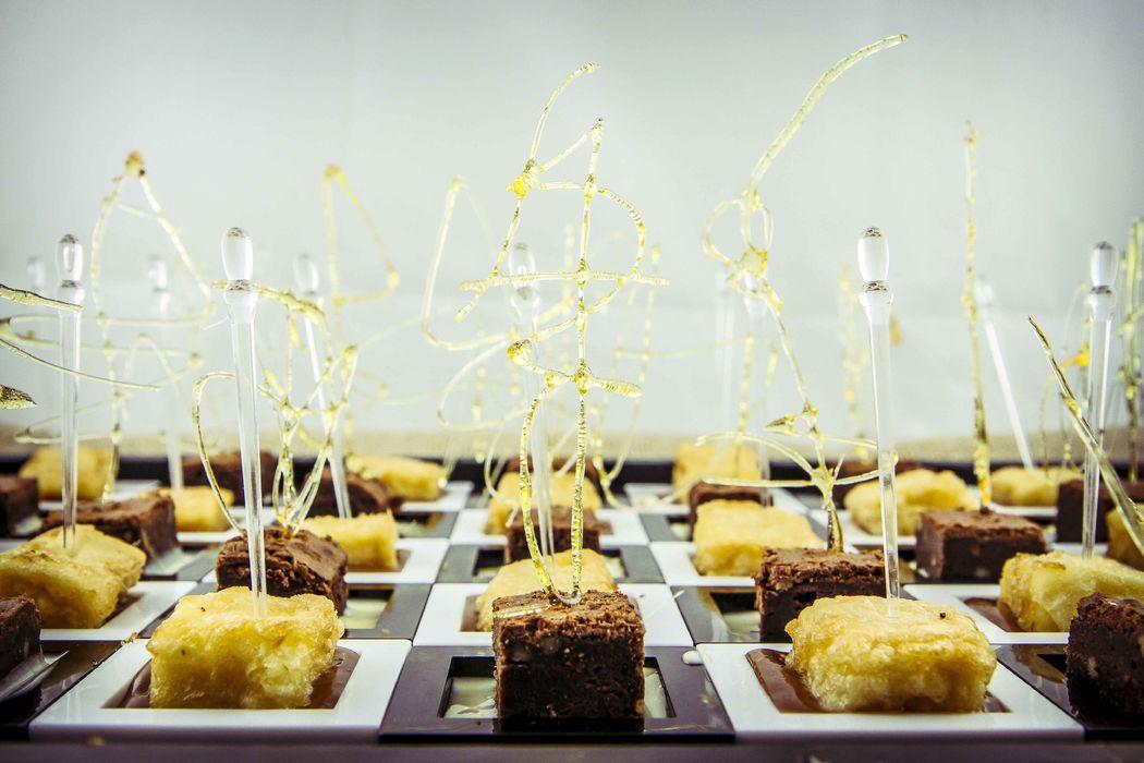 Damero AGA Catering de Gourmet