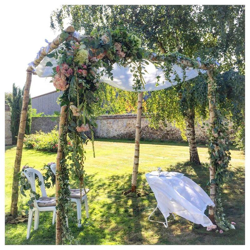 Delphine Tourne atelier floral