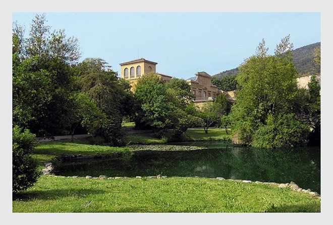 Villa di Colonnata
