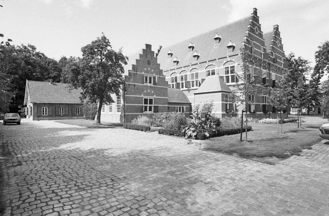 Uit de oude doos Mauritshuis te Willemstad