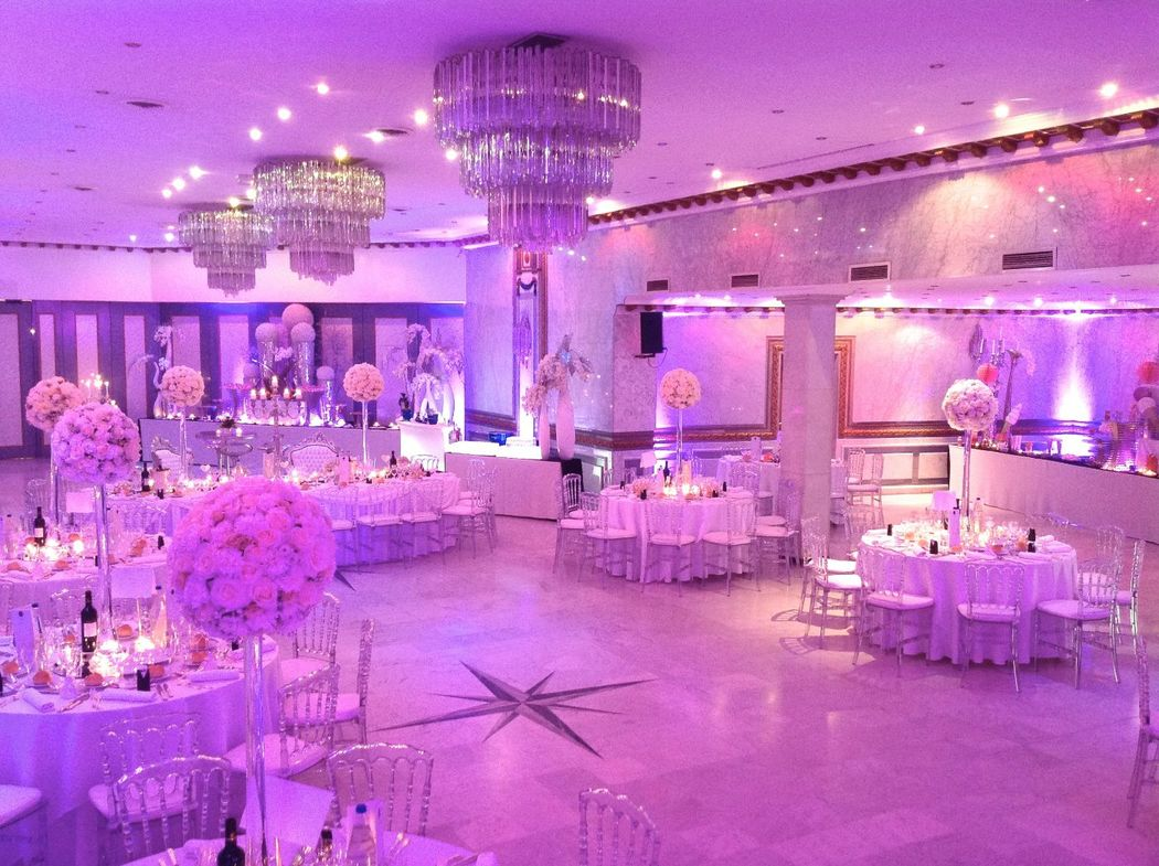 Les salons hoche mariage for Salon a paris