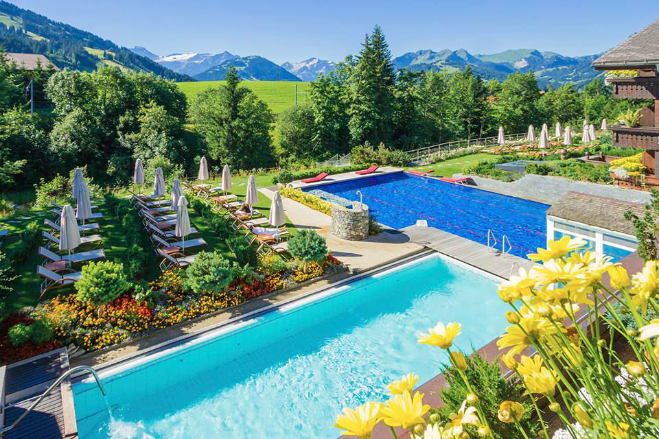 Beispiel: Pool für die Gäste zum Entspannen, Foto: Hotel Ermitage.