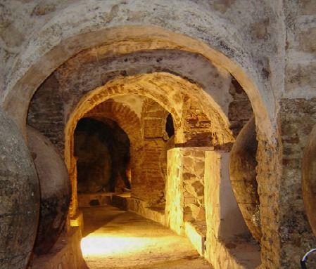 Abadía de Recas