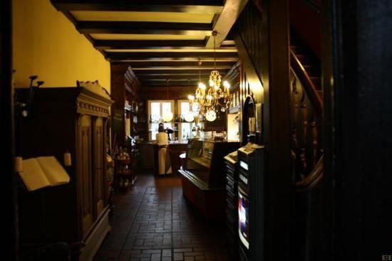 Beispiel: Ambiente im Restaurant, Foto: Parkrestaurant Alte Mühle.