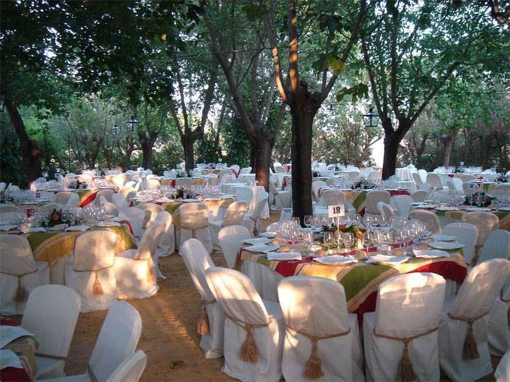 Restaurante El bosque.