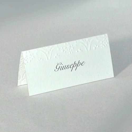 Beispiel: Tischkarten, Foto: Karten und mehr.