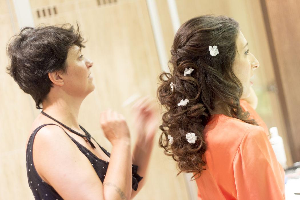 Raquel Coronado Mk·Up & Hair