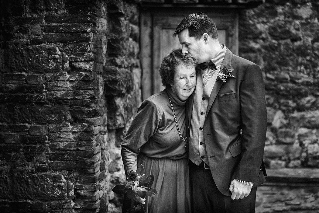 Fotografie di matrimonio emozinanti