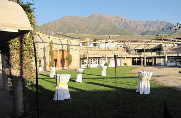 Centro de Eventos Alto Cordillera