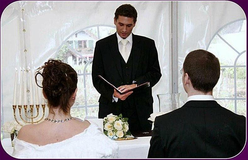 Humanistische Trauzeremonie, Foto: Zeitlose Zeremonie