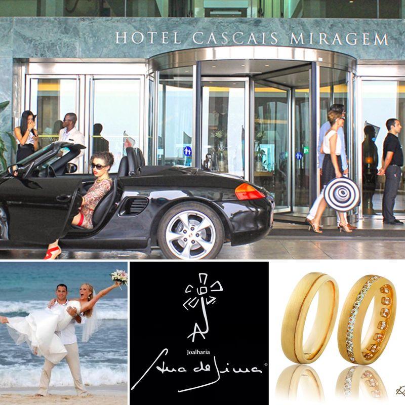 Joalharia Ana de Lima Hotel Cascais Miragem Av Margina, 85545 Cascais Tef +351 920 70 50