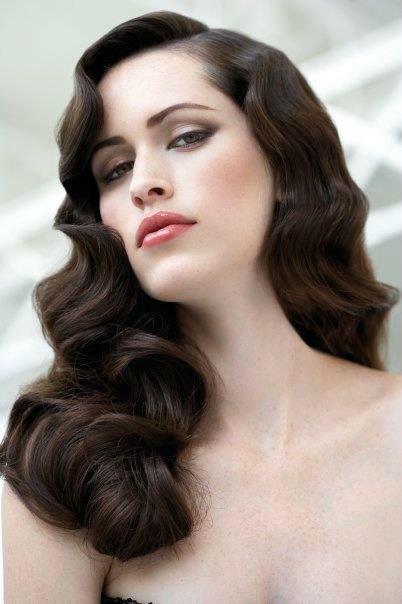 Beispiel: Make-up und Haare, Foto: K-Styling.