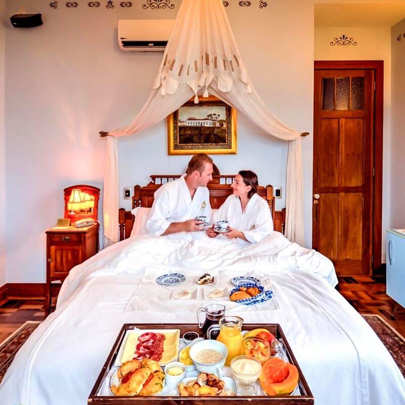 HOTEL BOUTIQUE QUINTA DAS VIDEIRAS