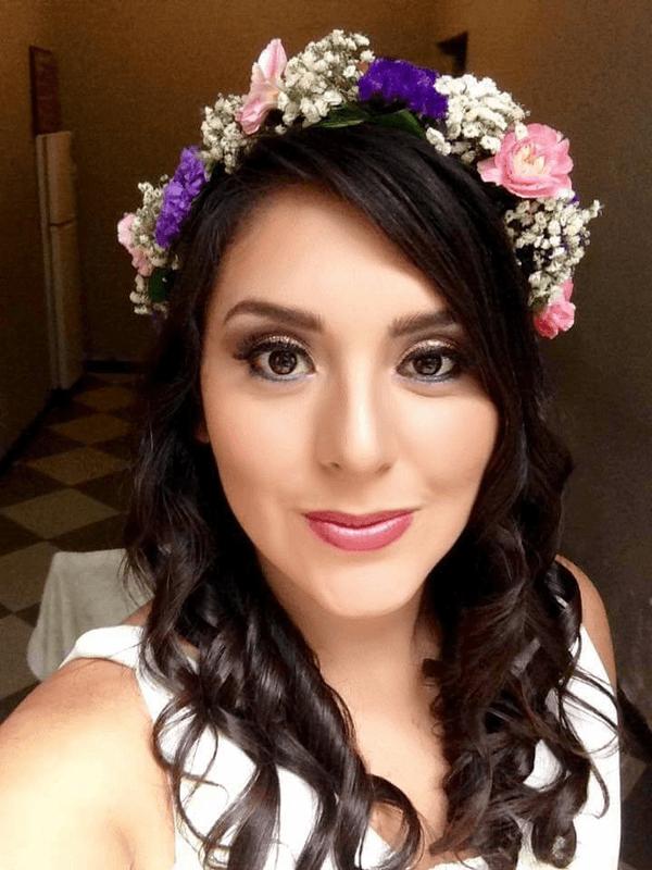 Novias Make Up Karen Rubio